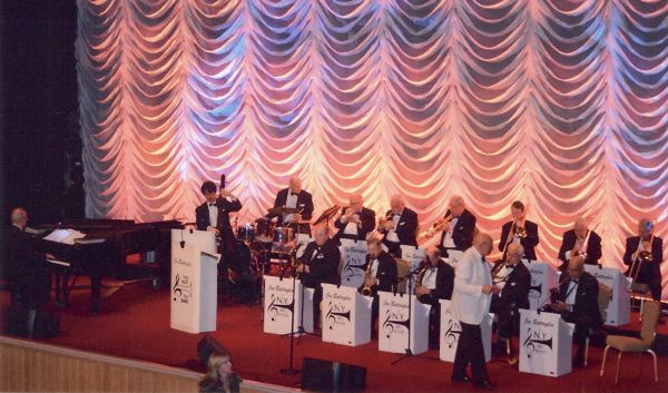 Joe Battaglia Amp The New York Big Band Concert Information