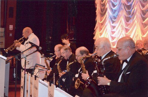 Joe Battaglia Amp The New York Big Band Concert Information